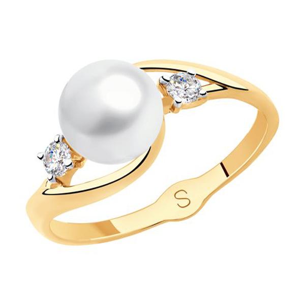 Кольцо из золота 791122