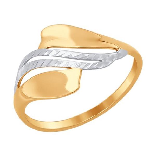 Кольцо из золота 017253