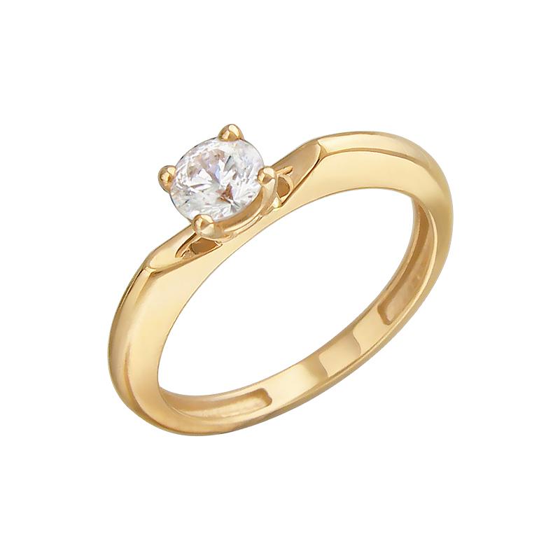 Кольцо из золота Э2972-01К139295