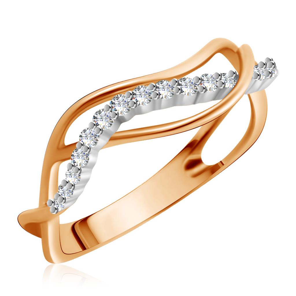 Кольцо из золота GLR14457