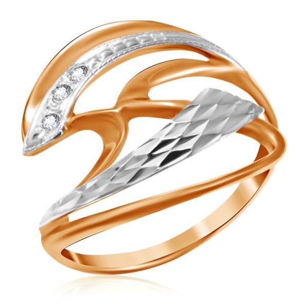 Кольцо из золота 7-233