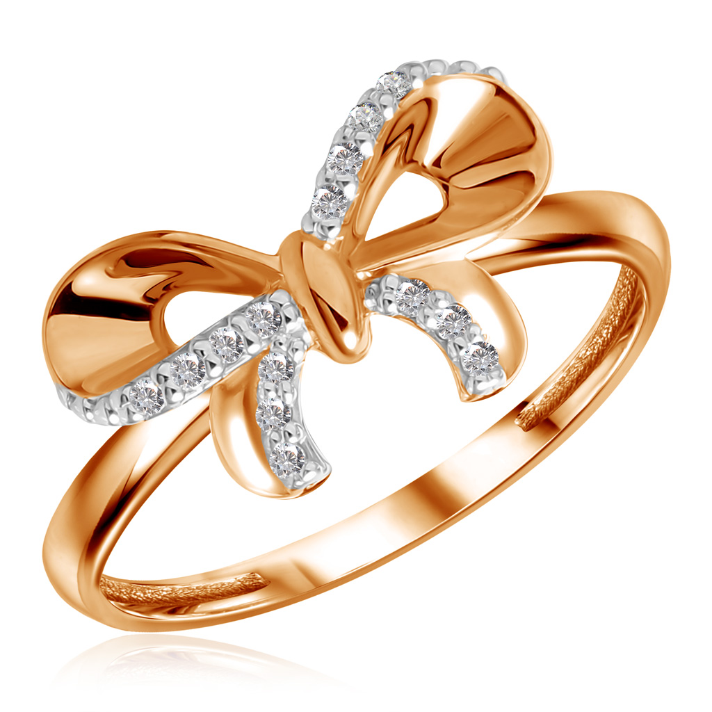 Кольцо из золота К132-4324 цены