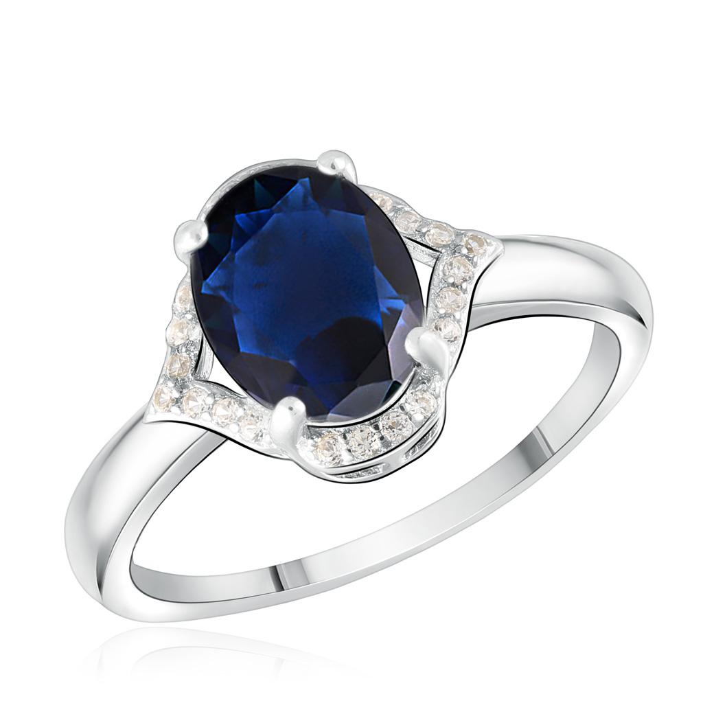 Кольцо из серебра R-DRGR00398-SP-T кольцо из серебра r drgr00910 sp
