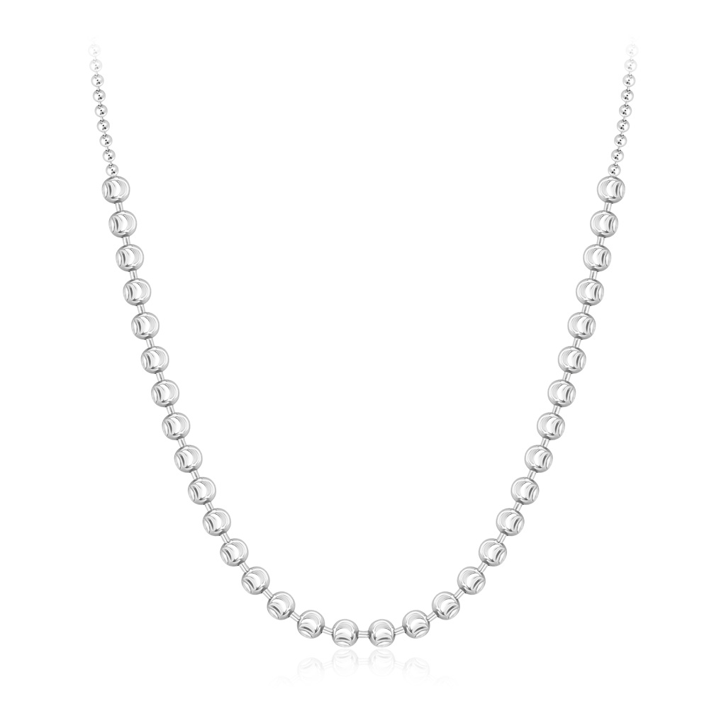 Колье из серебра GI9503-Rd grance rd 02