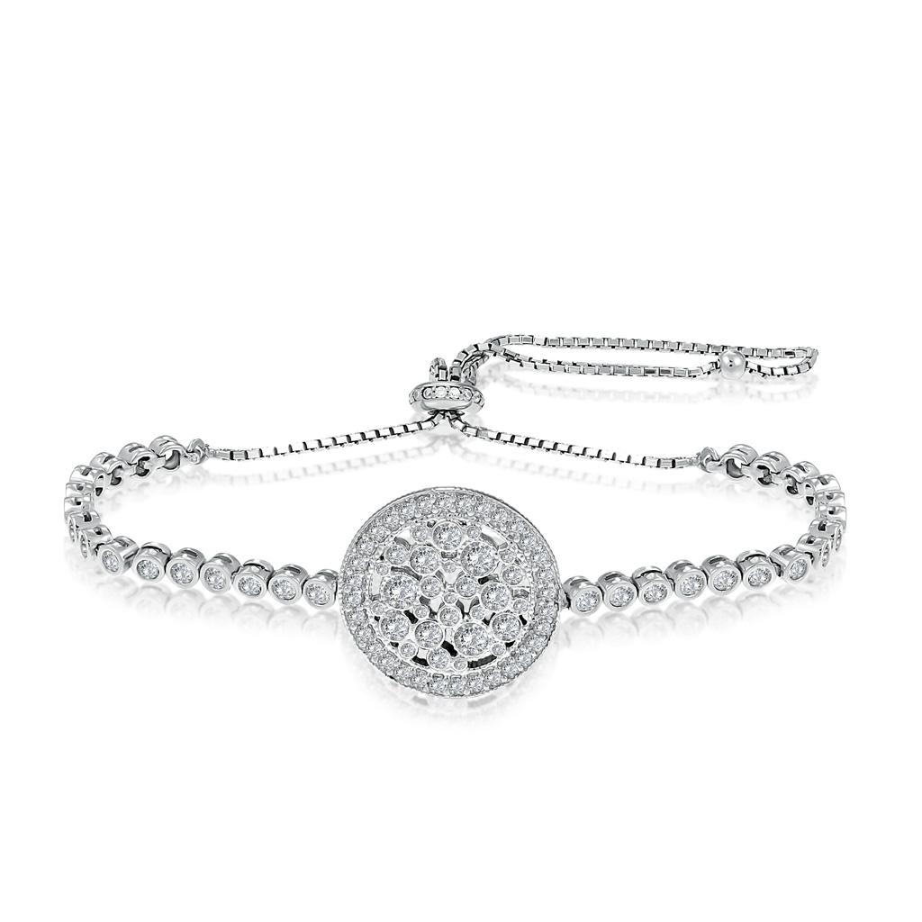 Браслет декоративный из серебра 01Б151884 2018 new 925 sterling silver red enamel bikini charms beads fit authentic pandora bracelet charms beads jewelry for women gifts