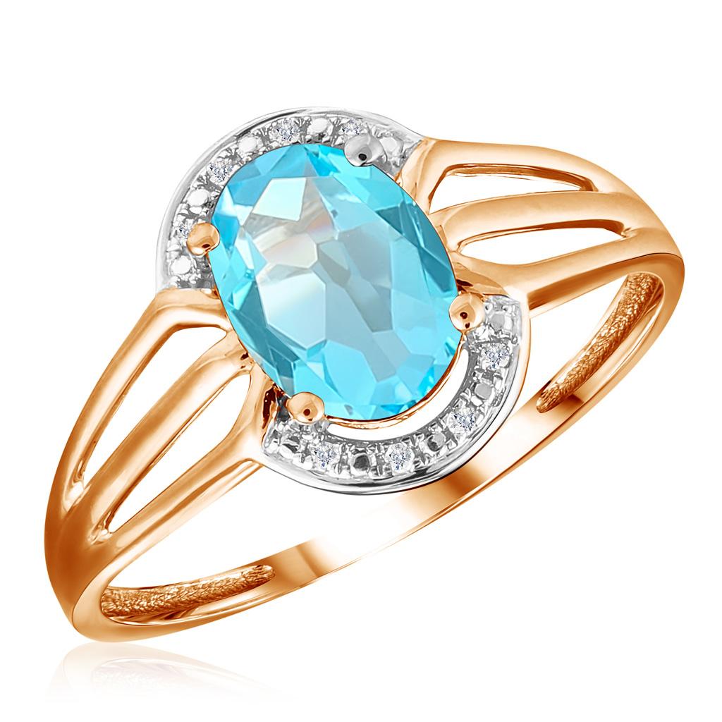Кольцо из золота R01-D-69014R001-R17 кольцо из золота r01 d r306443sap