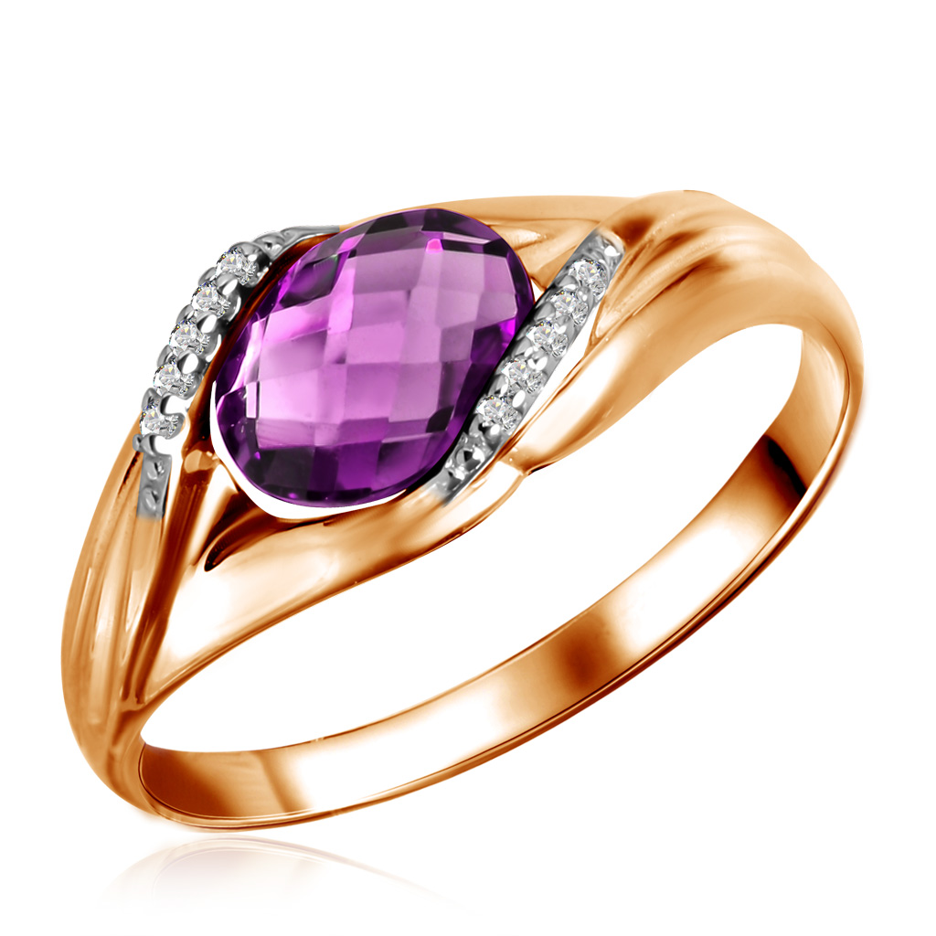 Кольцо из золота Д0268-714063 кольца sokolov 714063 s