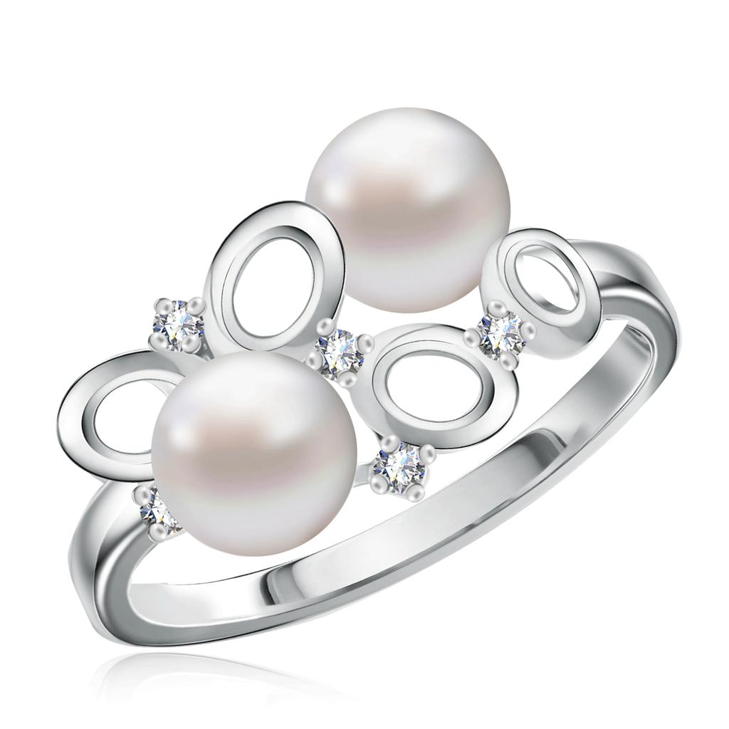 Кольцо из серебра 85612021