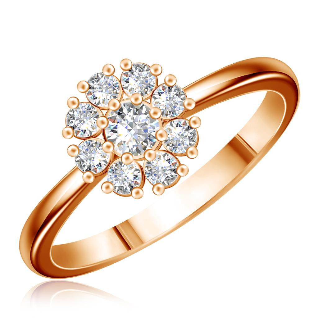 Кольцо из золота HOR36539