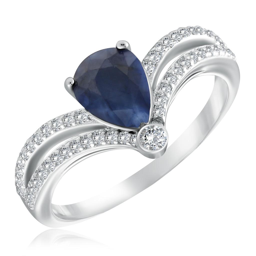 Кольцо из серебра R-DRGR00745-SP кольцо из серебра r drgr00910 sp