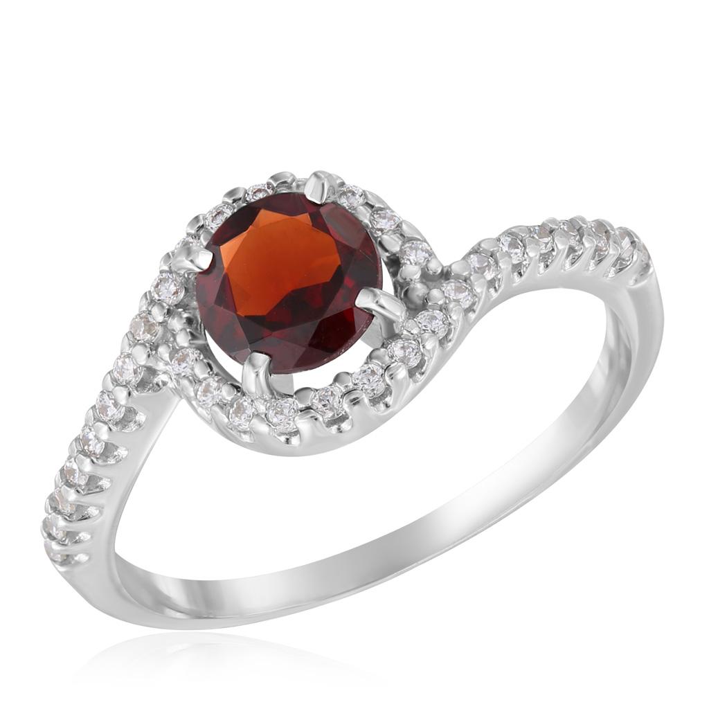 Кольцо из серебра 102720-006-0019 стоимость