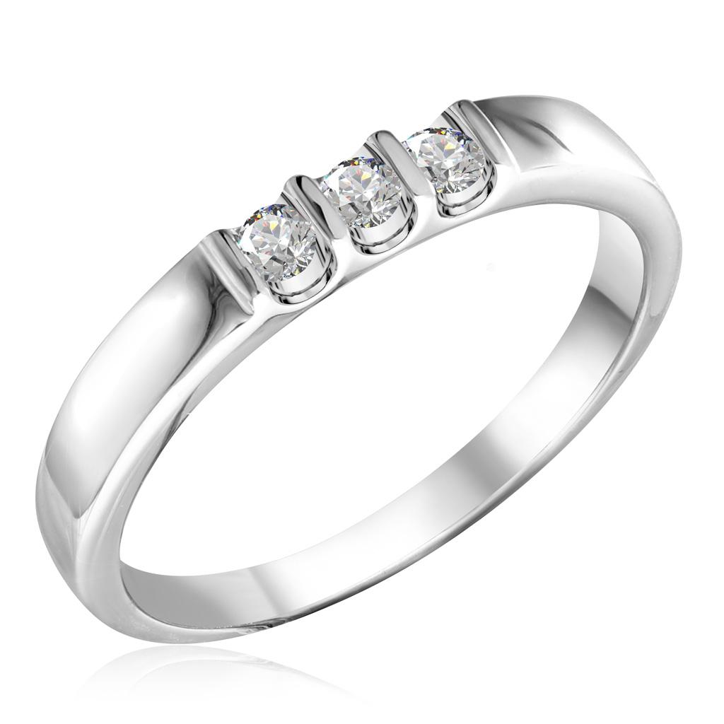 Кольцо из золота R 63263