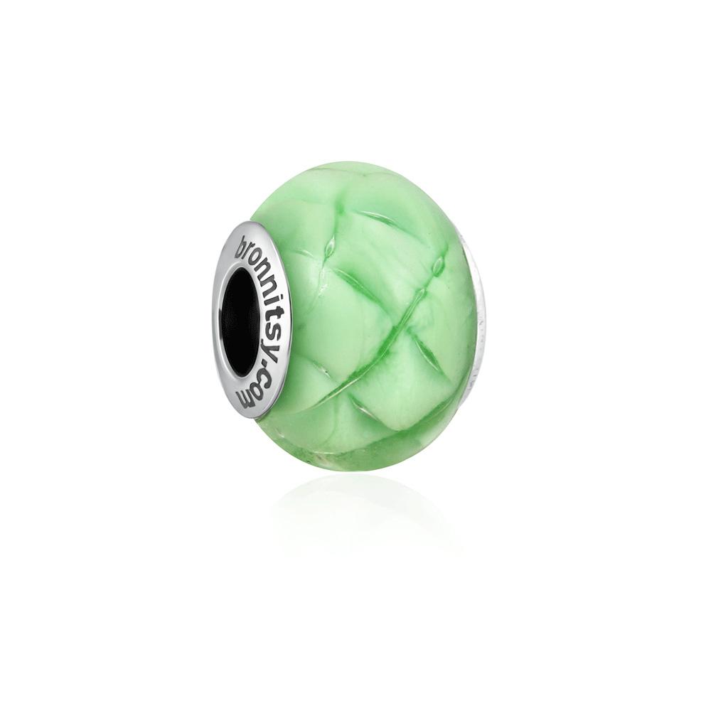 Купить Шарм-мурано из серебра S77611147000