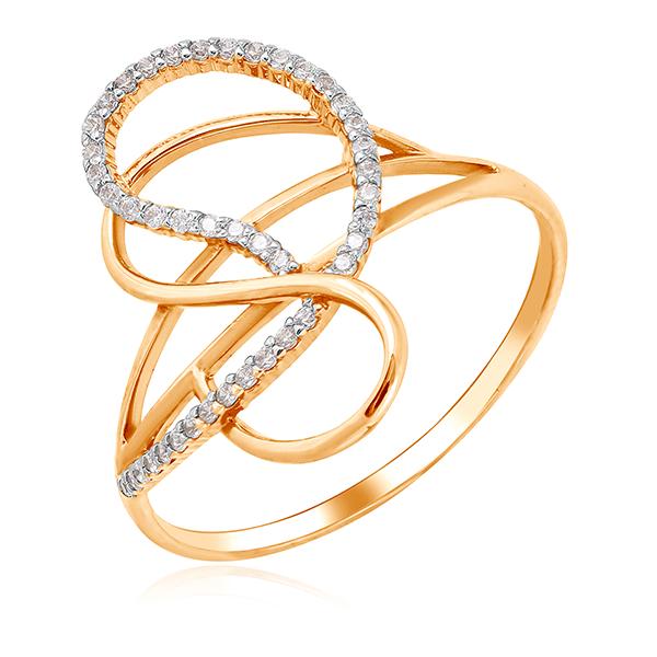 Кольцо из золота 1-4172