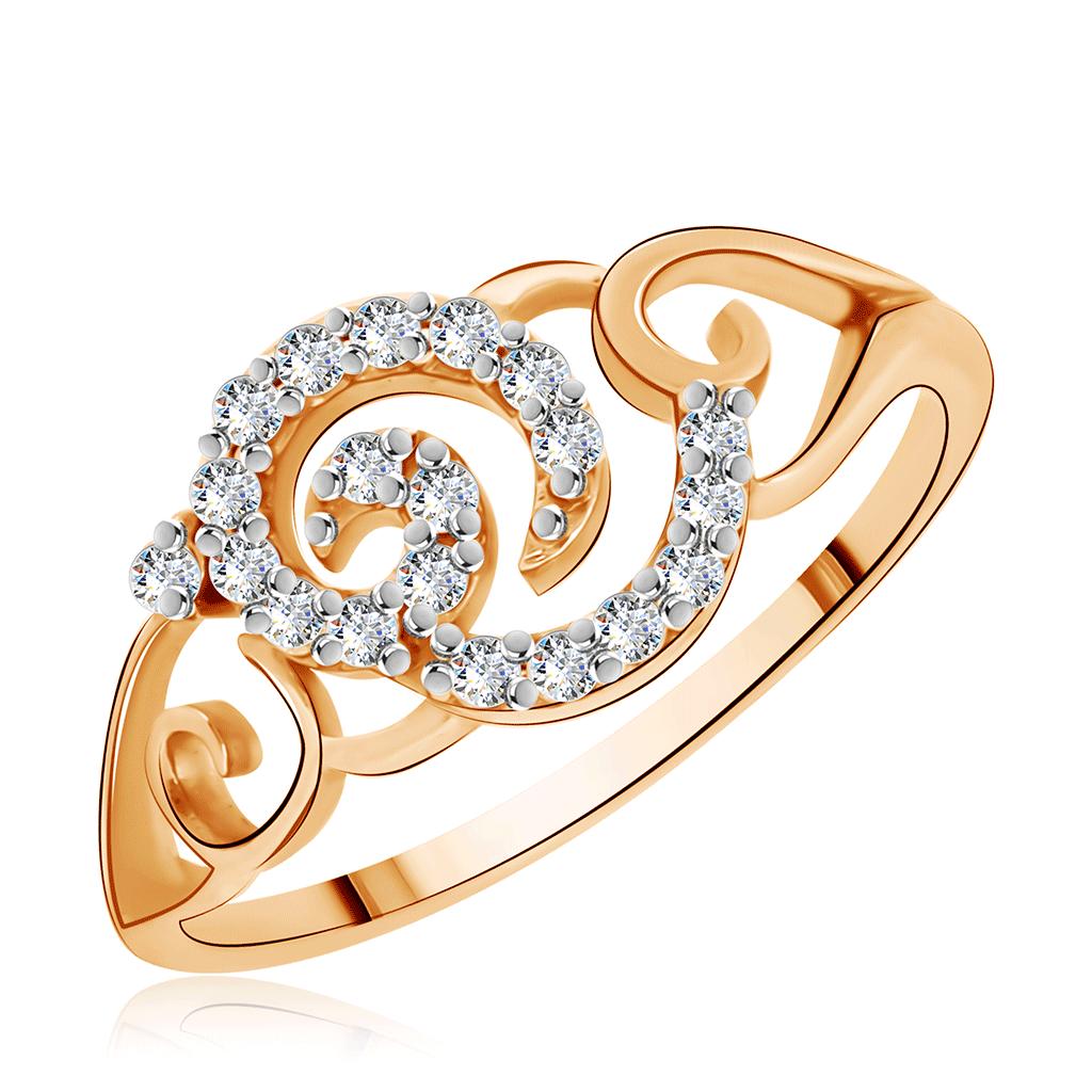 Кольцо из золота 15111314