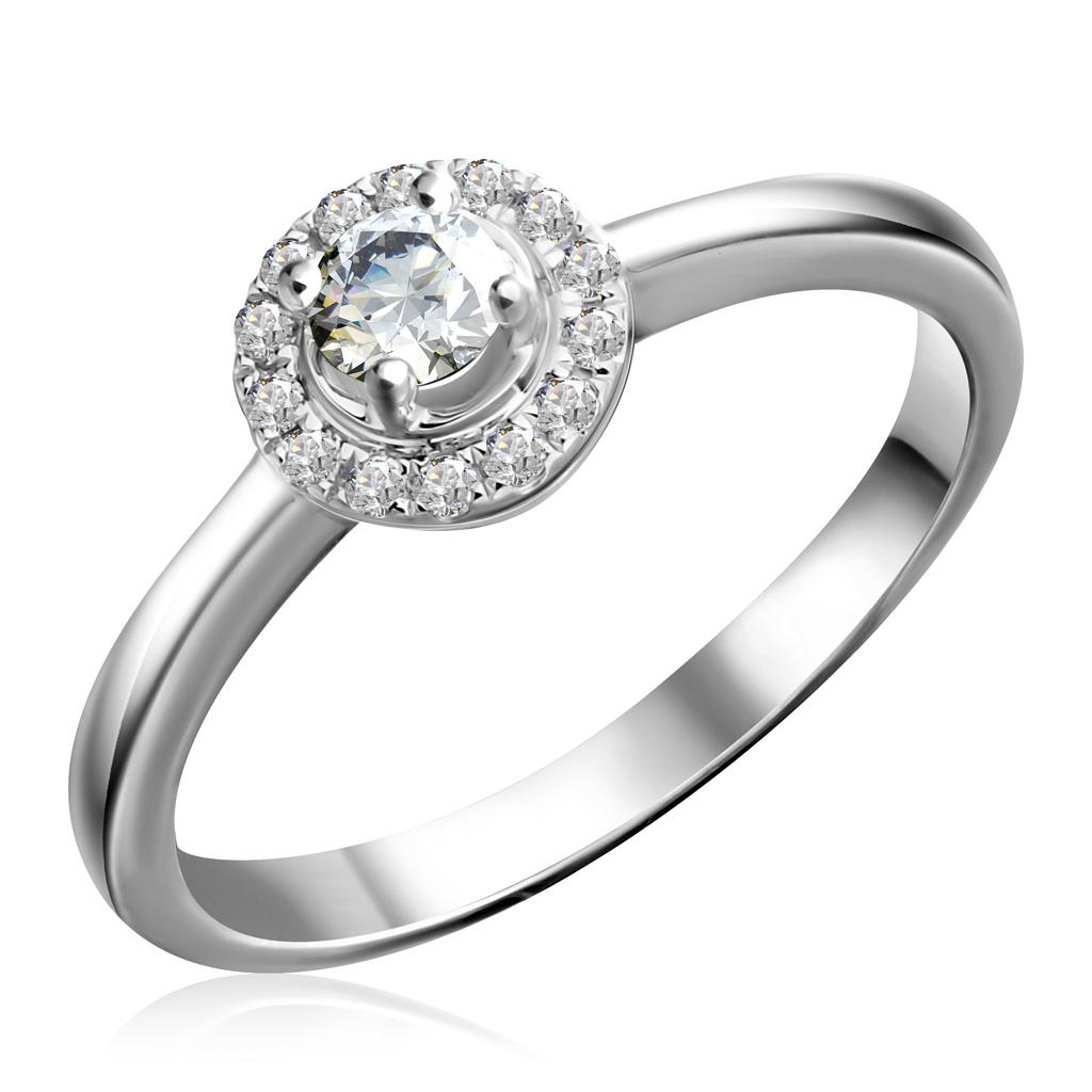 Кольцо из золота R 63167