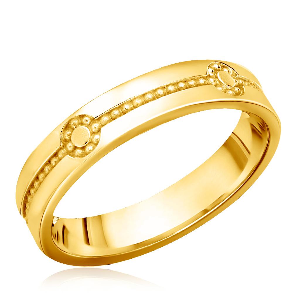 Кольцо из золота Ф7157-01-7026