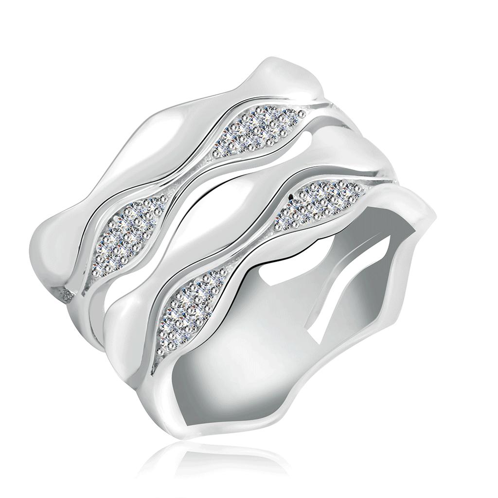 Кольцо из серебра CAR1220