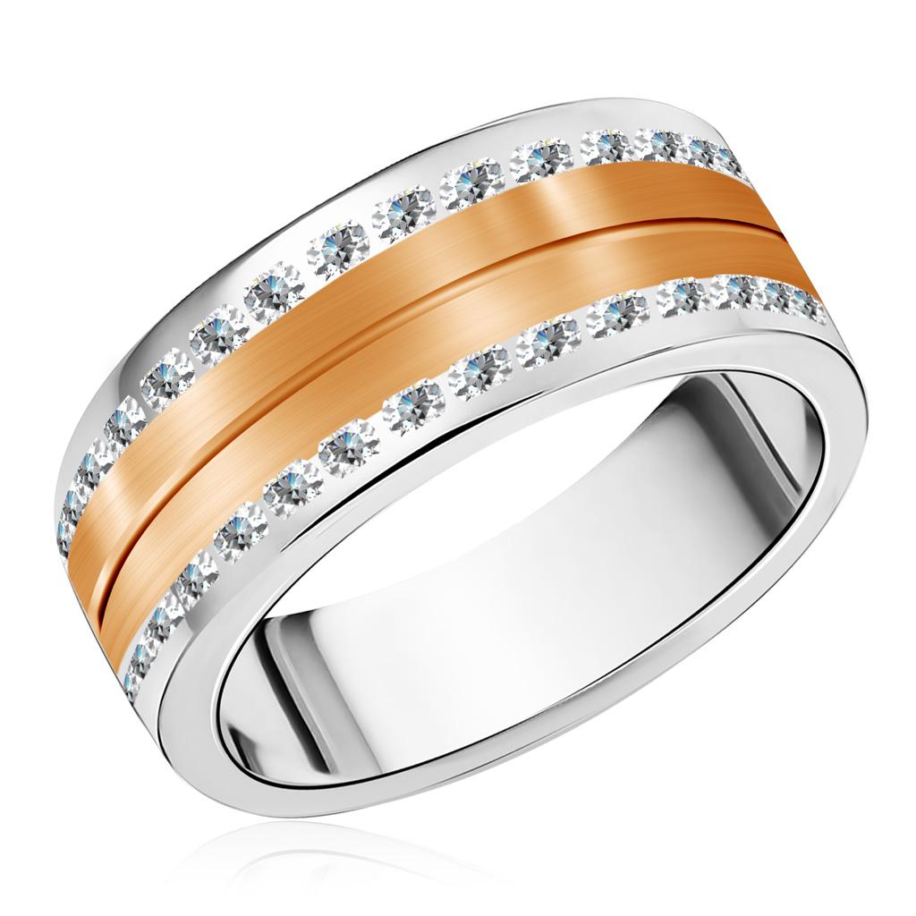Кольцо обручальное из золота 25619005