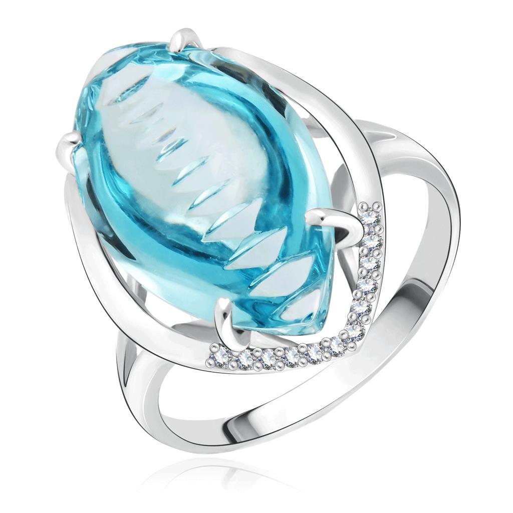 Кольцо из серебра 03-11305-81