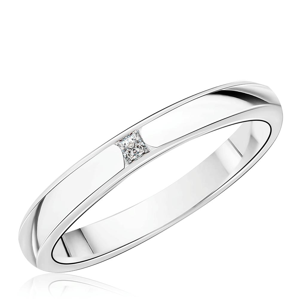 Обручальное кольцо  2201047 от Бронницкий ювелир