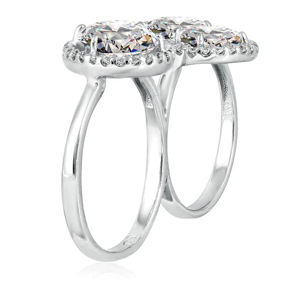 Купить Кольцо из серебра 94011587