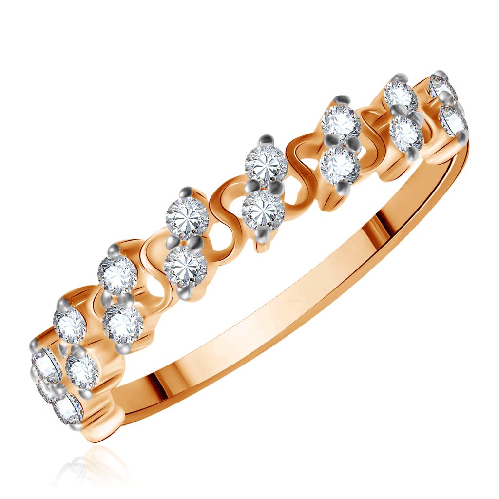 Купить со скидкой Кольцо из золота Д0268-015847