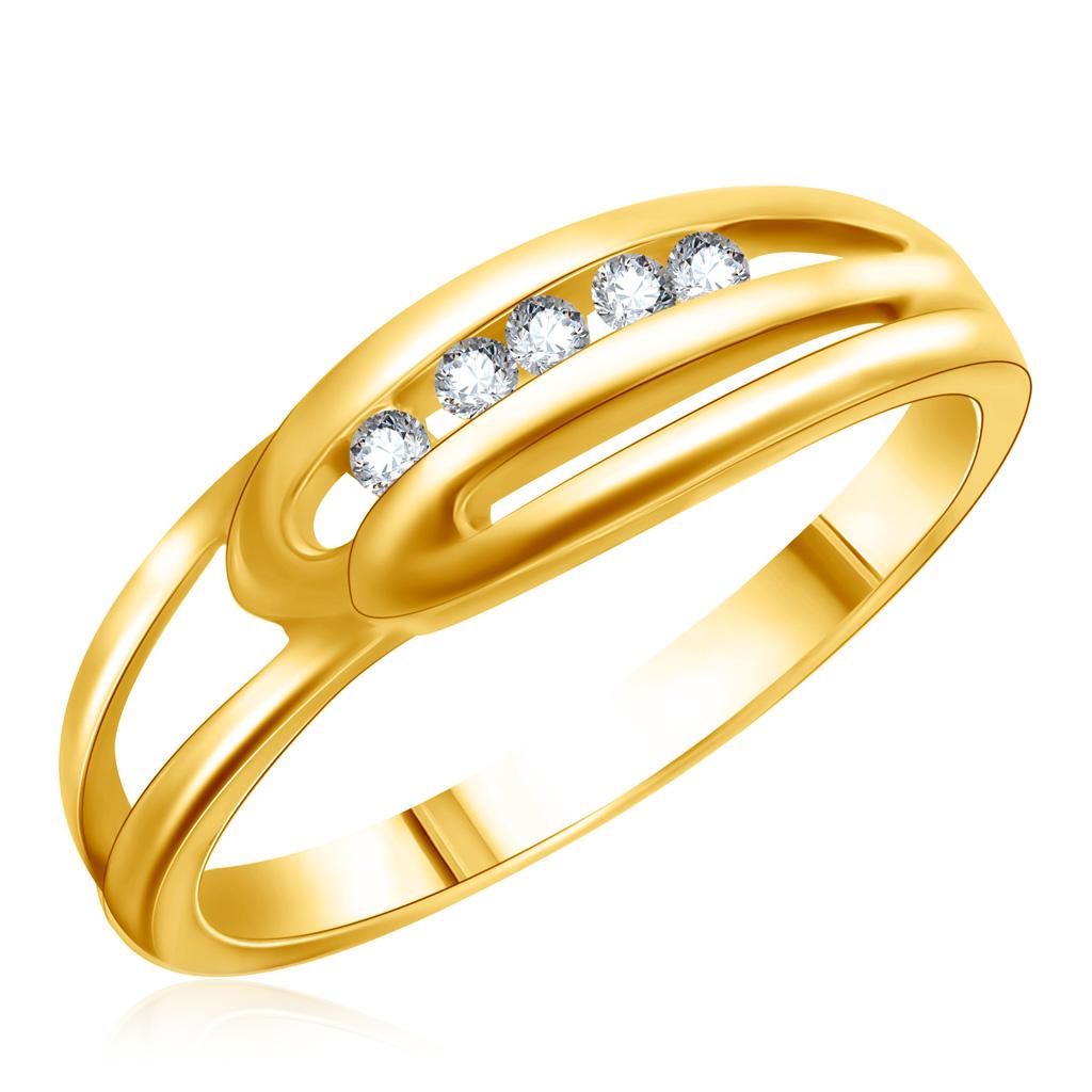 Кольцо из золота CRALUH
