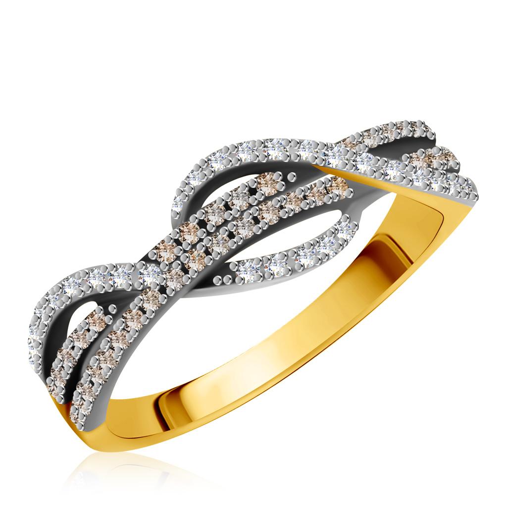 Кольцо из золота PSR40018R