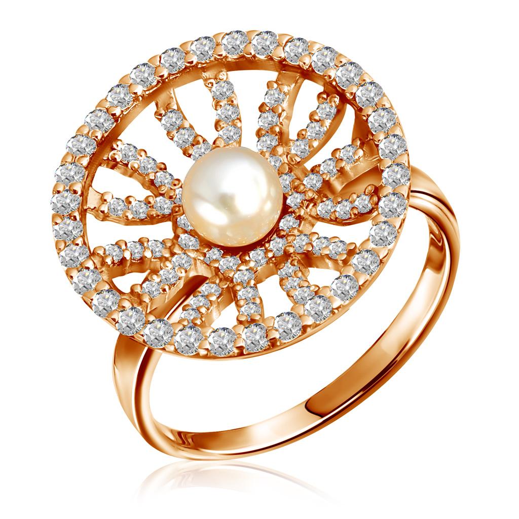 Кольцо из золота 014168