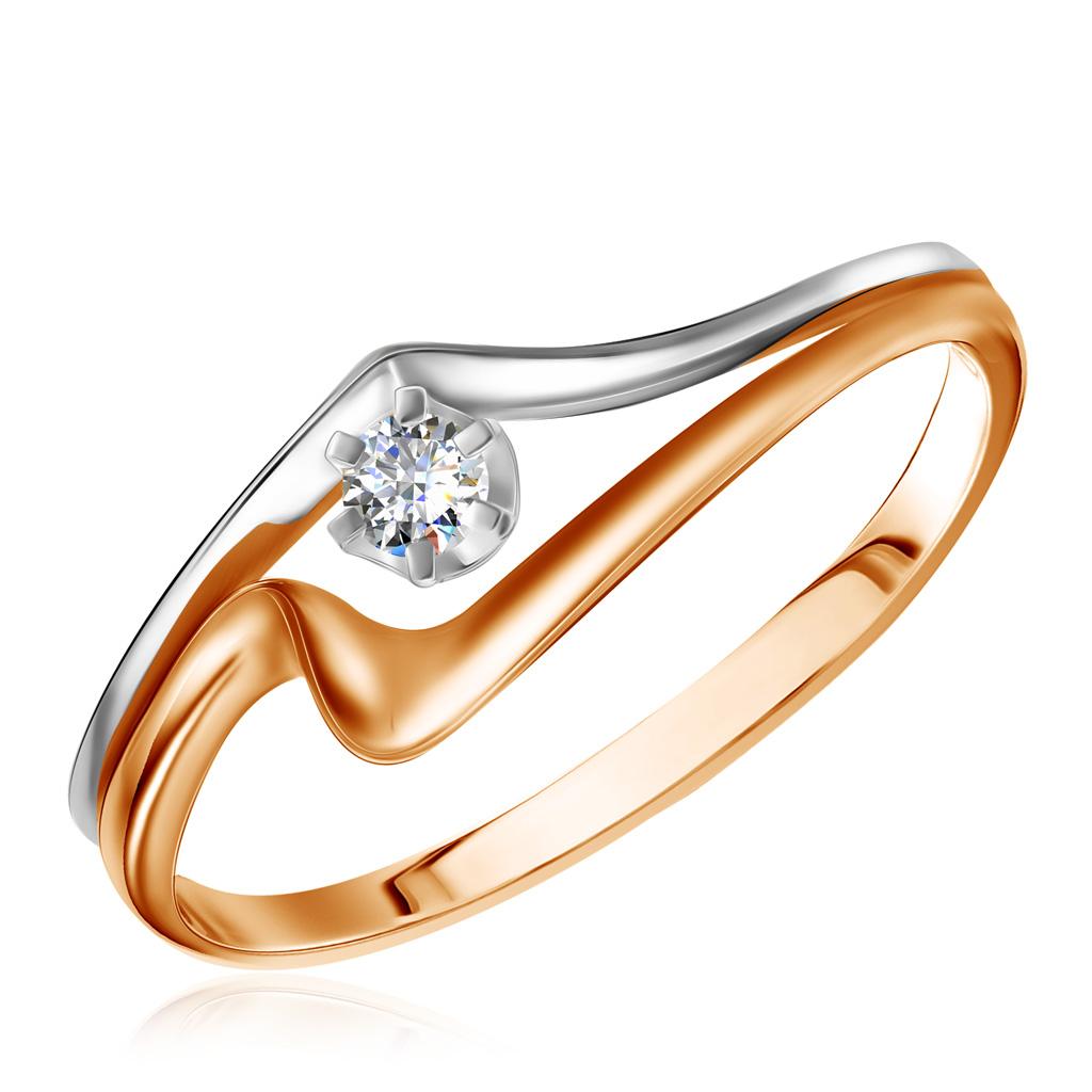 Кольцо из золота 1010788