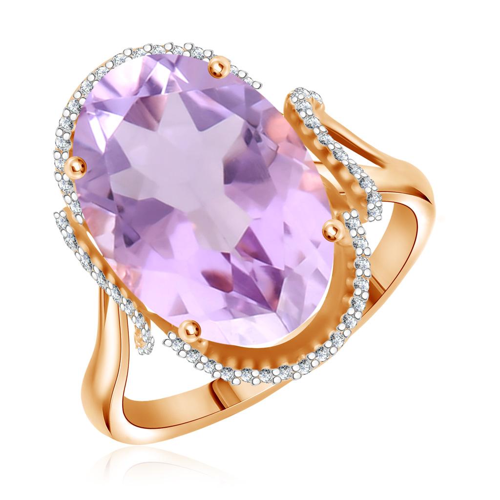 Кольцо из золота Д0268-713852