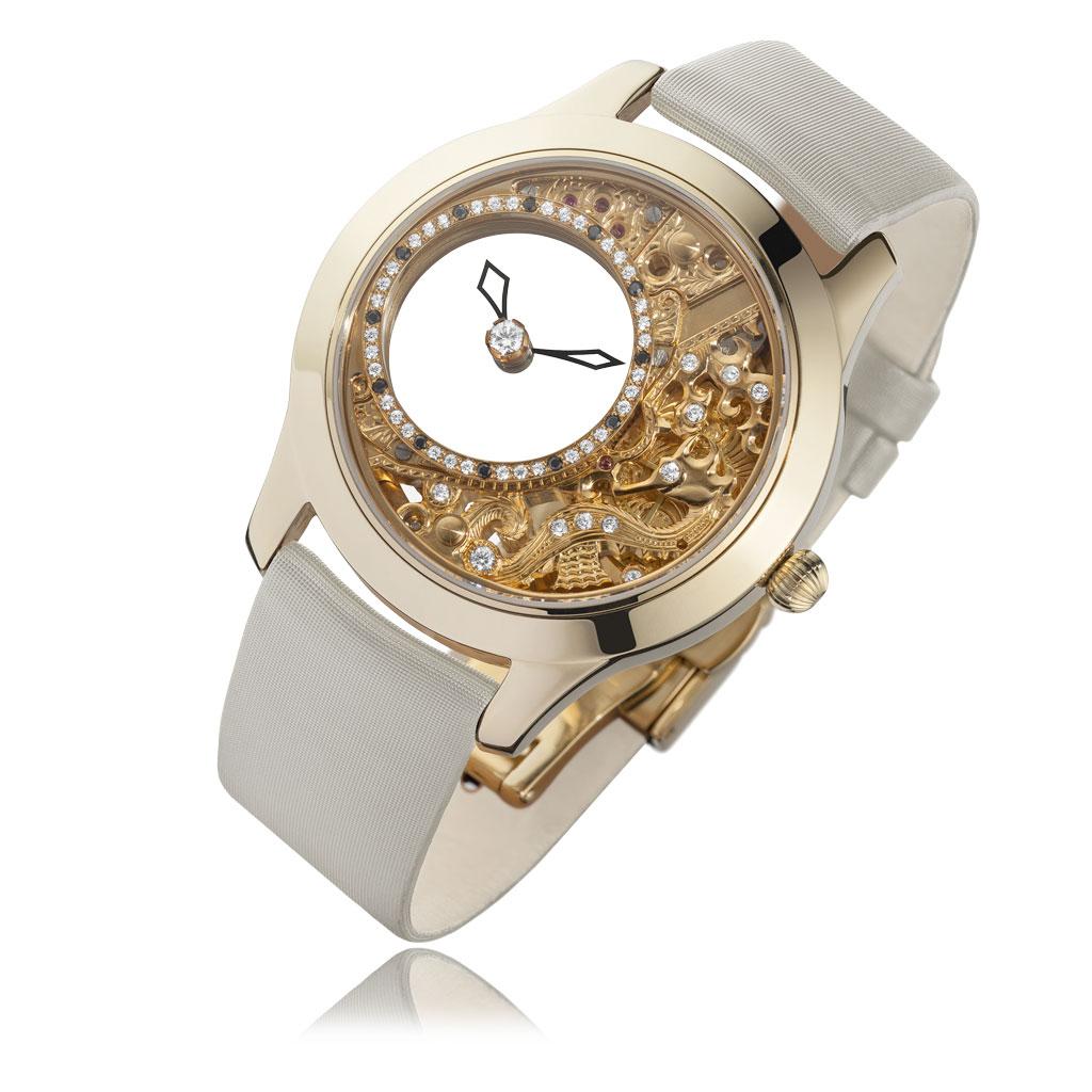 лучшая цена Женские часы НИКА-Exclusive 1214.32.3.00C
