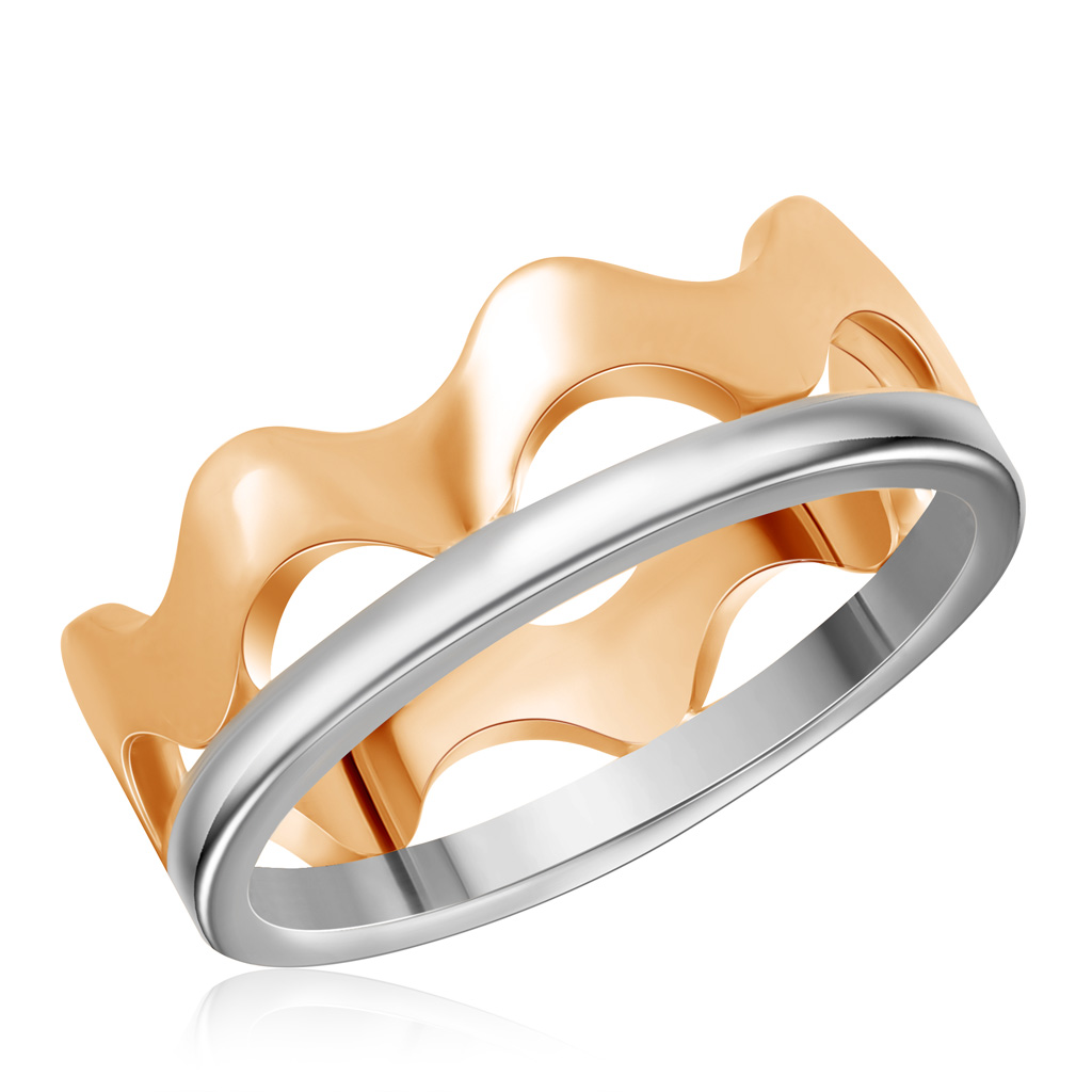 Кольцо обручальное из золота 25610238