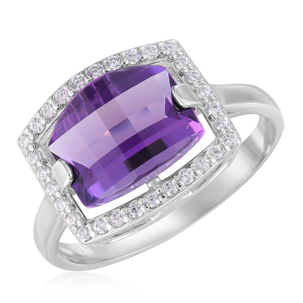 Кольцо из серебра 103320-001-0019 цена