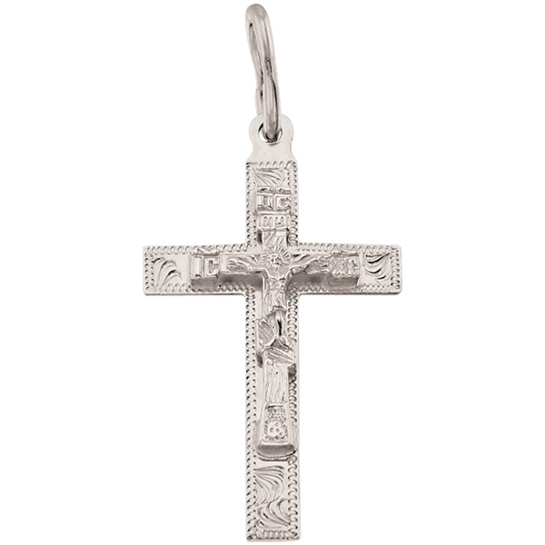 Крест из серебра 37600018000
