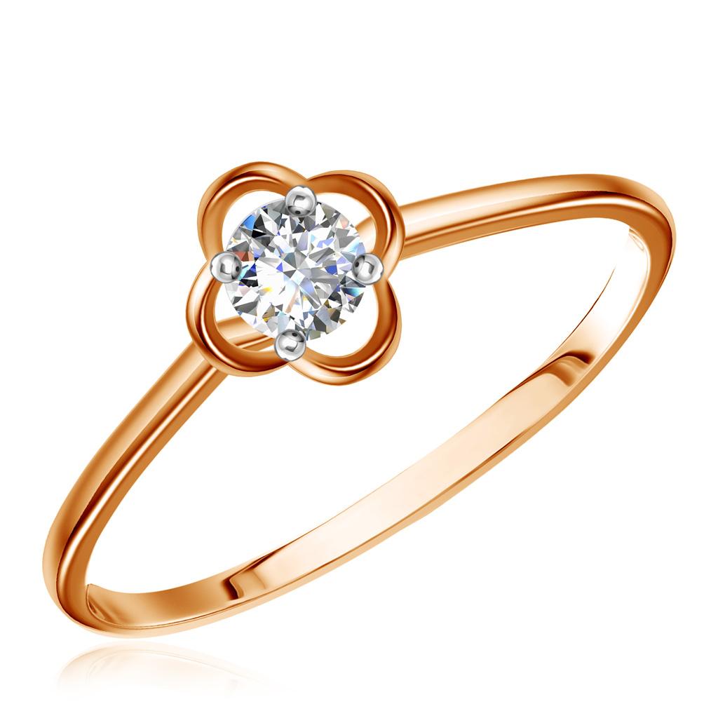 Кольцо из золота HOR35634
