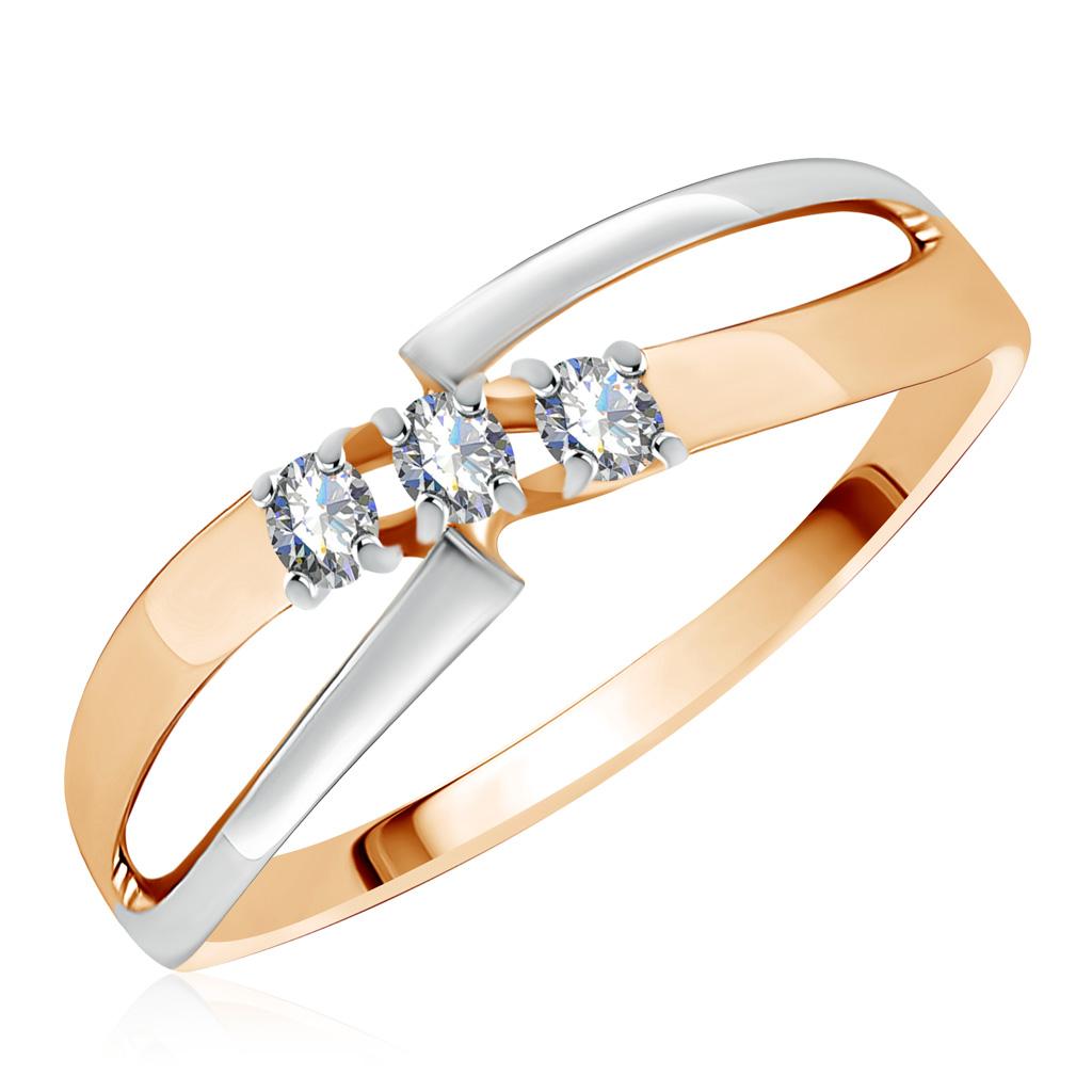 Кольцо из золота Д0268-017229 кольцо из золота д0268 017042