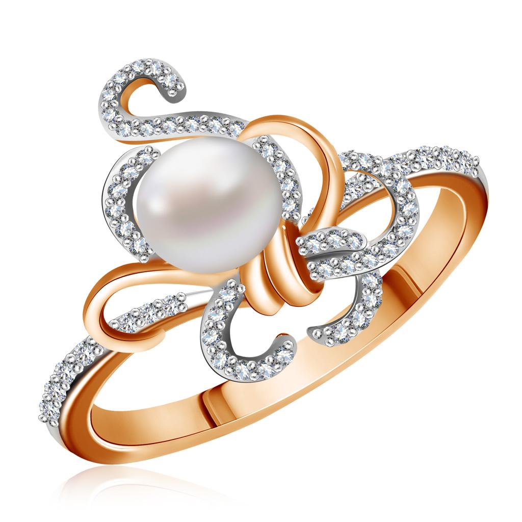 Кольцо из золота R457-D-LR045PRR17