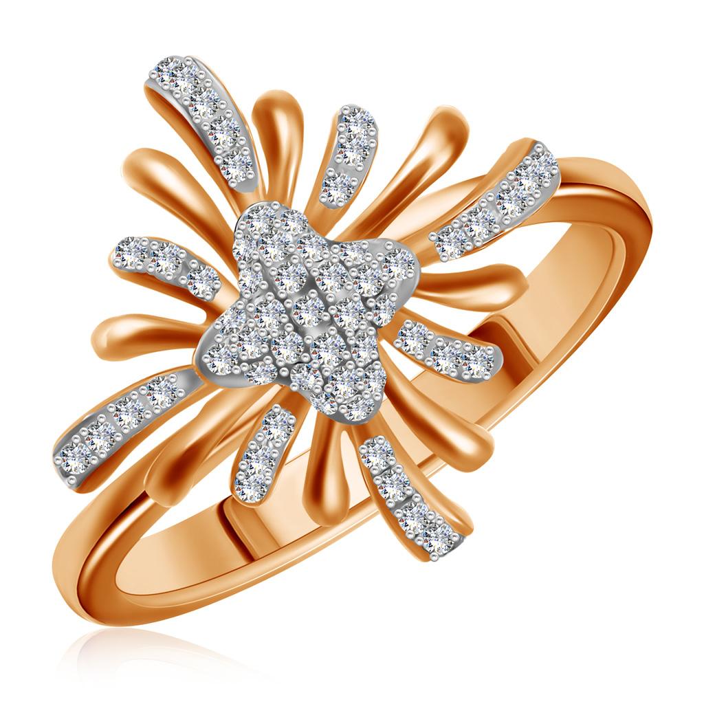 Кольцо из золота K198048A