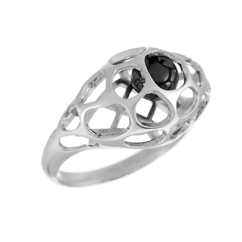 Кольцо из серебра 0101287-0201000001 кольцо керамика из серебра valtera 63352