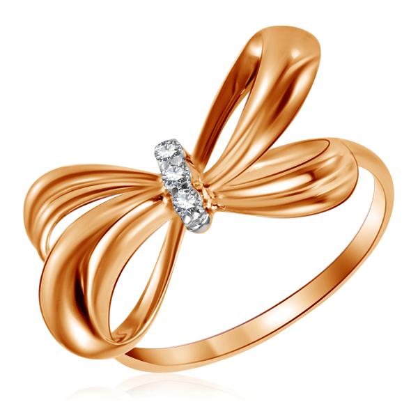 Кольцо из золота 016815