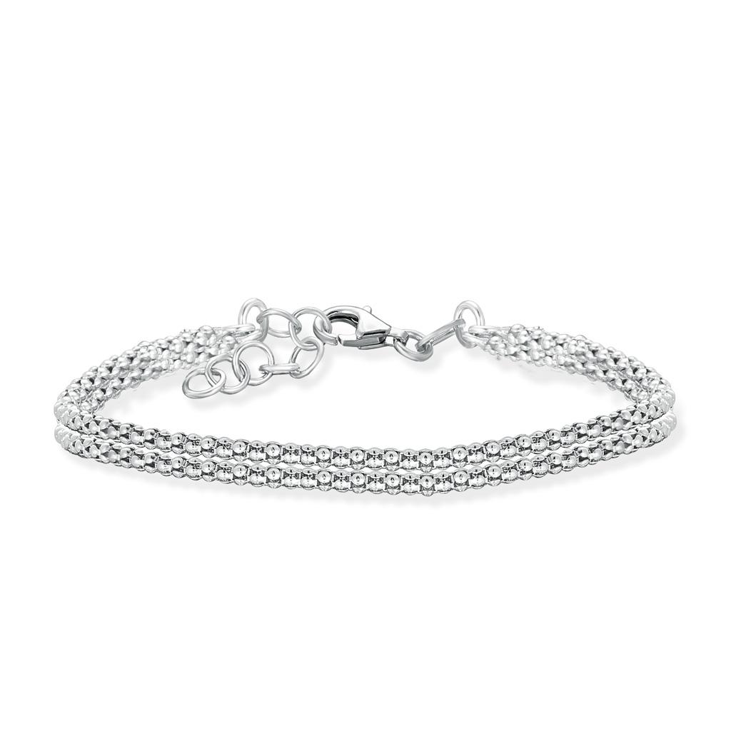 Браслет декоративный из серебра STBR008-Rd 1 pc g38 rd g38 rd