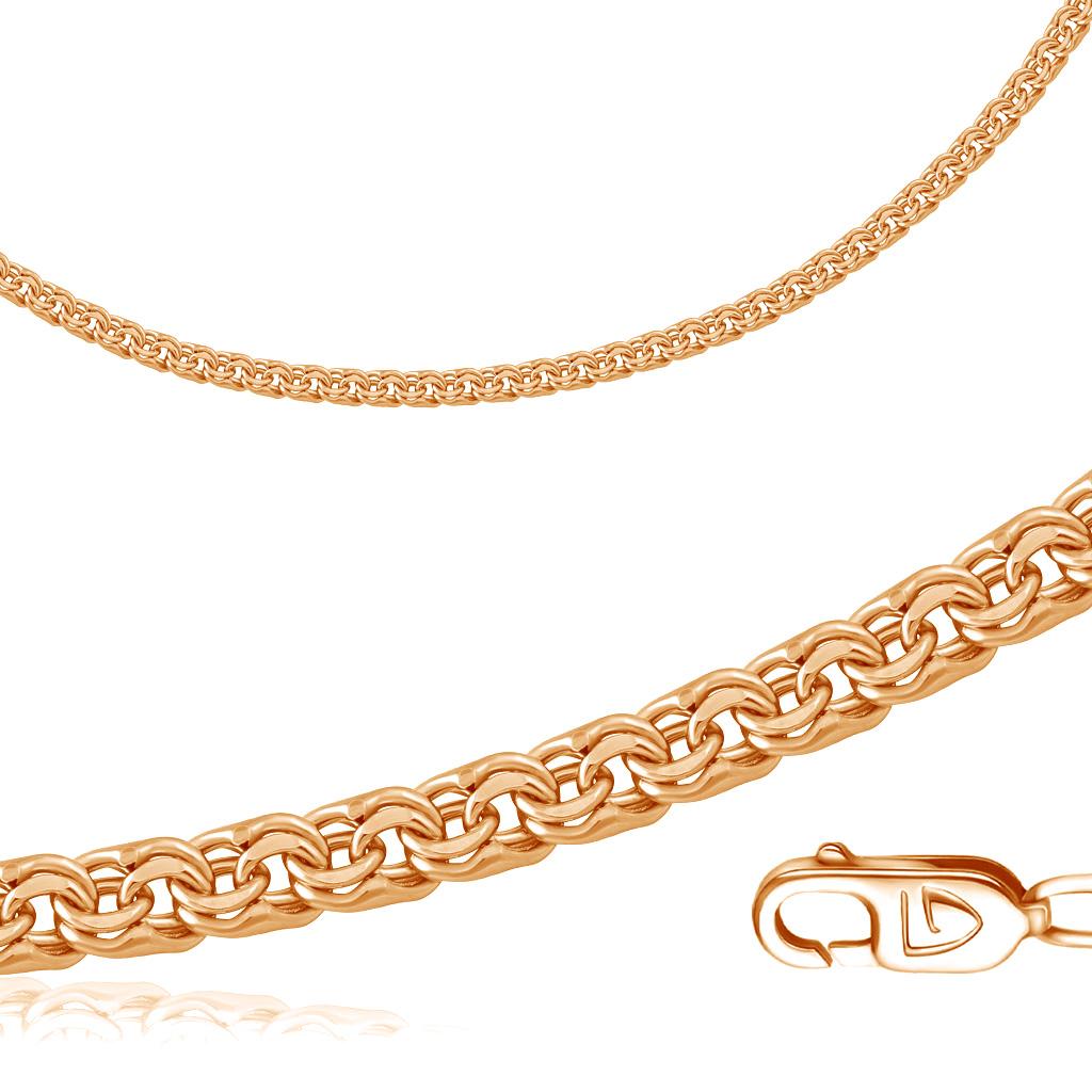 Купить со скидкой Цепь пустотелая из золота 100703801
