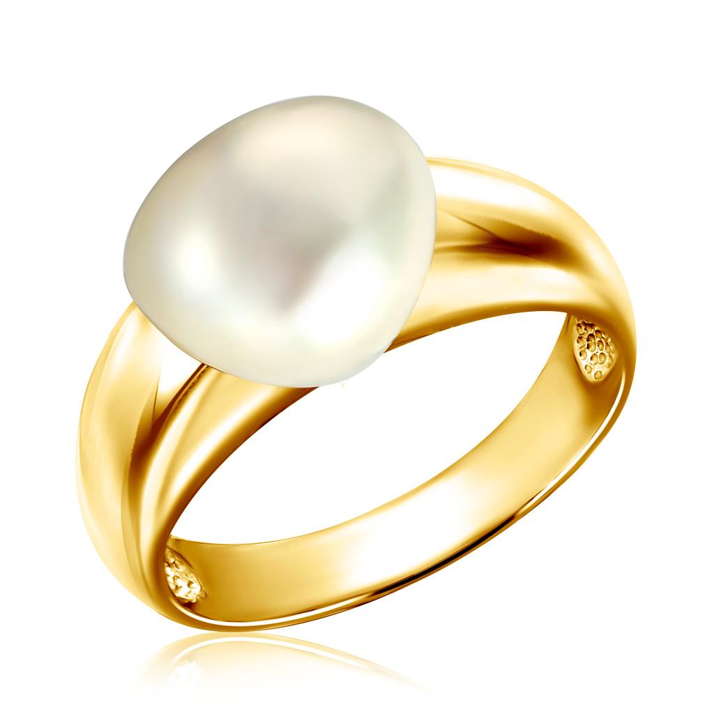 Кольцо из золота КПет58 Ж-Ббар серьги с английским замком из золота спет58 ж ббар