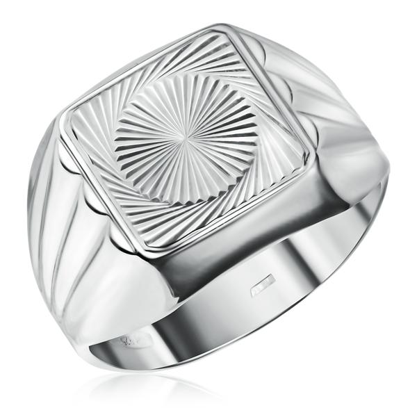 Печатка из серебра 94011234