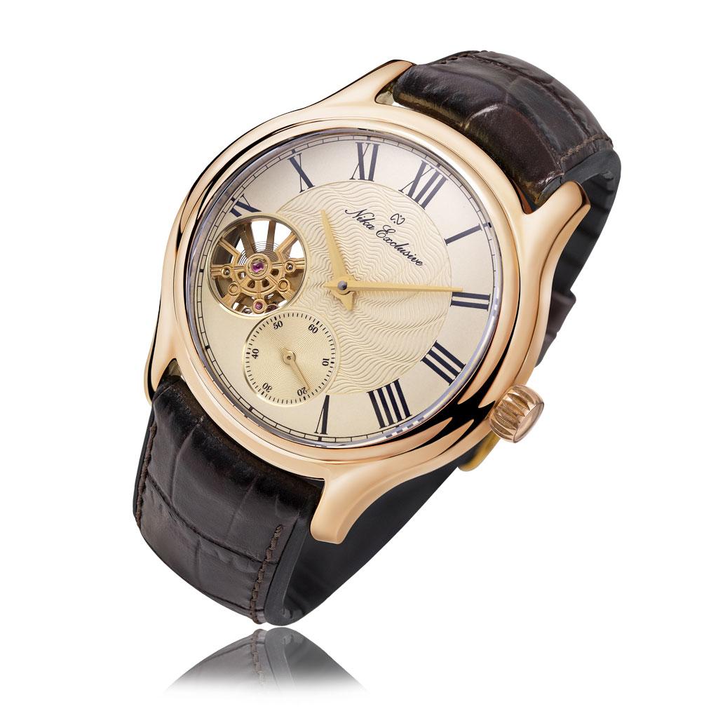 Мужские часы НИКА-Exclusive 1102.0.1.128C