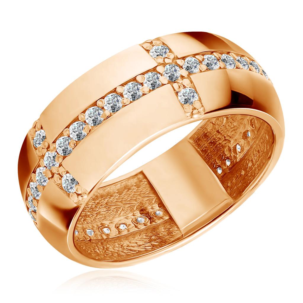 Кольцо из золота КВ2506