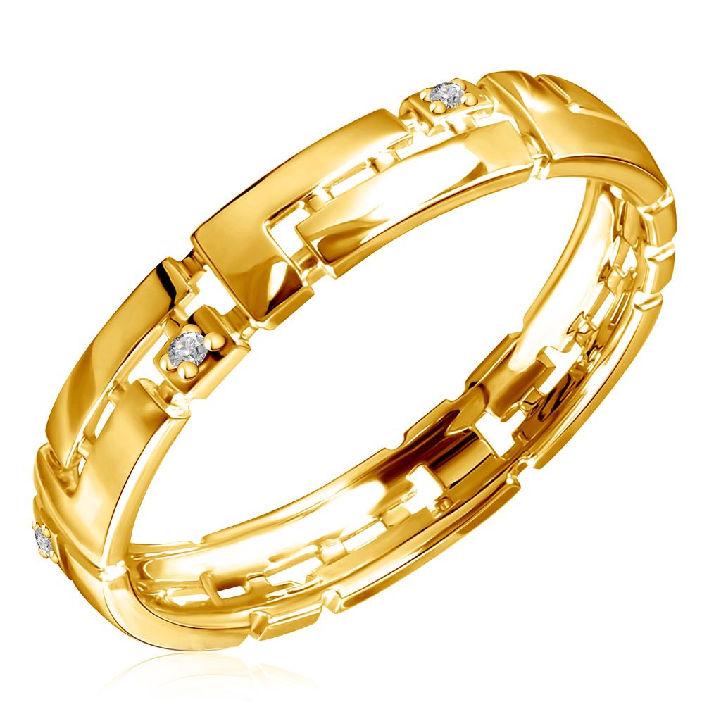 Кольцо из золота 01к1310173