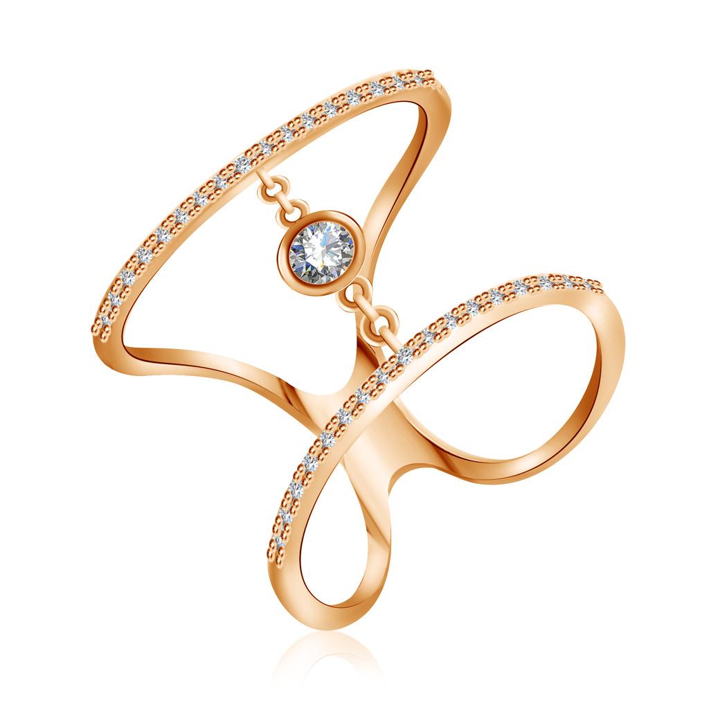 Фото #1: Кольцо из золота Э2972-01К117289